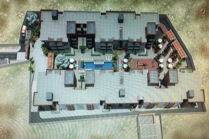 Pos Abou 8,491m2 Property Land